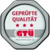 """GTÜ-Testsiegel """"Geprüfte Qualität"""""""