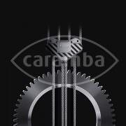 Caramba Hochleistungs Drahtseil- und Zahnradfett