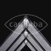 Caramba Hochleistungs Zink-Spray mattgrau