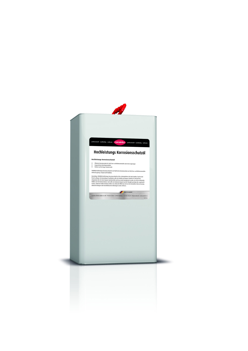 Caramba Korrosionsschutzöl 5 Liter