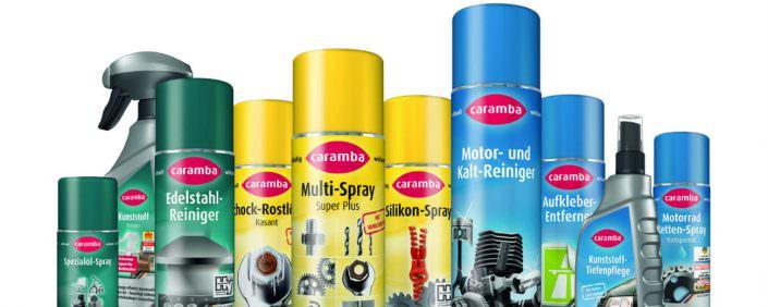 Caramba Online Baumarkt Produkte