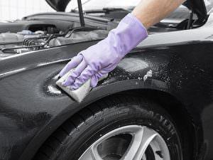 Eine gute Vorreinigung schafft die Grundlagen einer erfolgreichen Fahrzeugaufbereitung