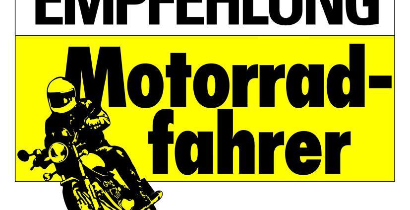 Empfehlung Motorradfahrer