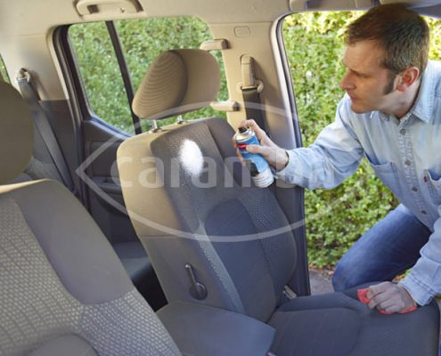 Caramba Polsterreiniger zum Autositze reinigen