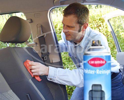 Autositze reinigen Caramba
