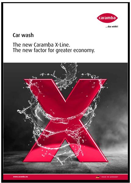 Caramba X-Line Carwash