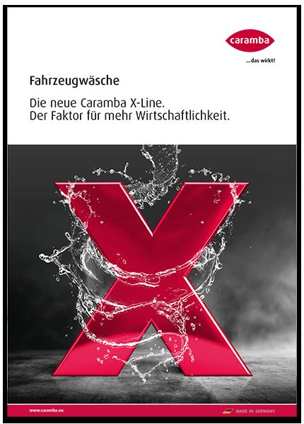 Cover der Broschüre Caramba Tankreinigung
