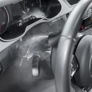 Auto Innenreinigung mit Caramba