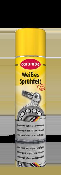 Caramba Weißes Sprühfett