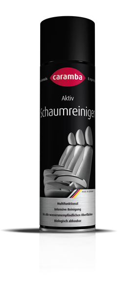 Active Foam Cleaner · for all washable surfaces