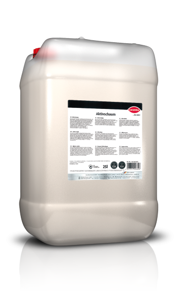 Active foam Concentrate VDA-conform