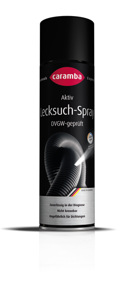 Active Leak detection spray DVGW-geprüft