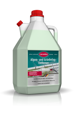Algae and green remover