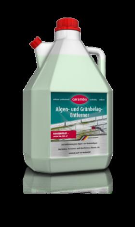 Algen und Gruenbelagsentferner