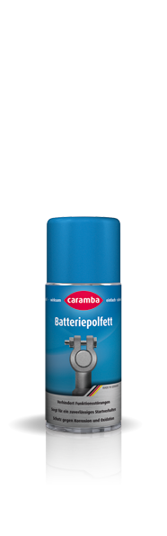 Batteriepolfett Spray