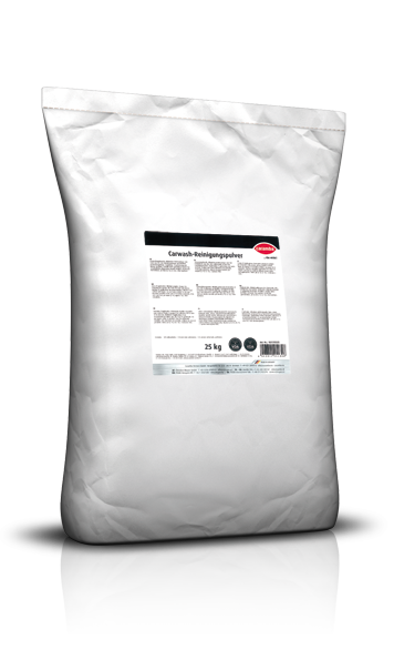 Carwash cleaning powder Powder VDA-conform