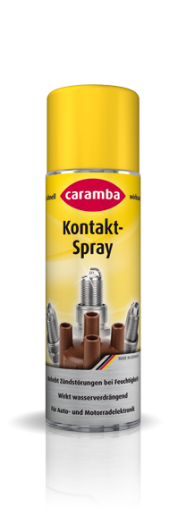 Contact spray · Penetrating Oil Against Ignition Failure