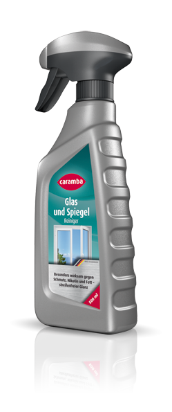 Caramba glass cleaner