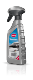 Glass Cleaner · with long lasting protection