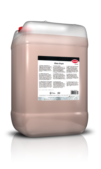 Gloss Dryer Concentrate VDA-conform With silicone