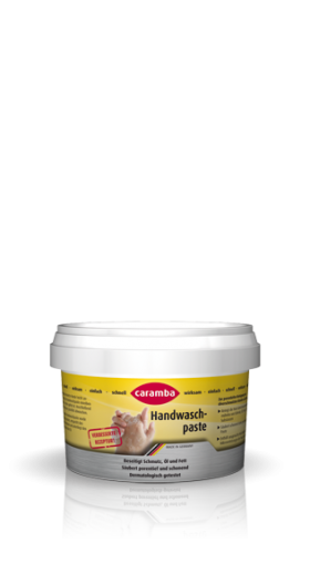 Handwash Paste · effective with heavy contamination