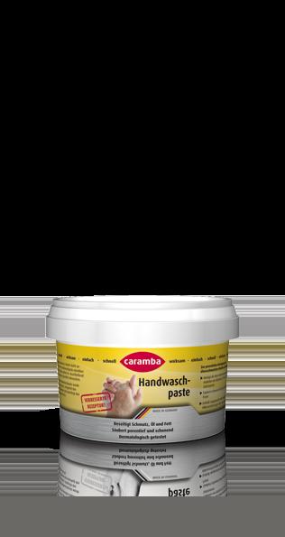 Handwash Paste · effective with heavy contamination