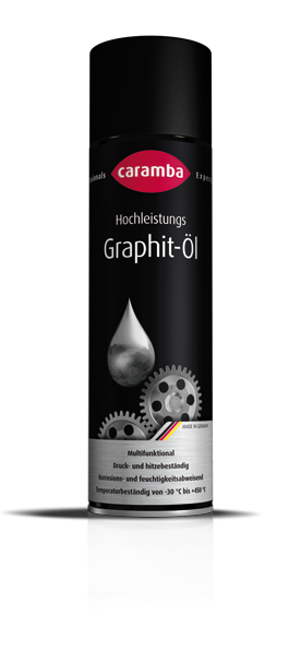 High Performance Graphite Oil