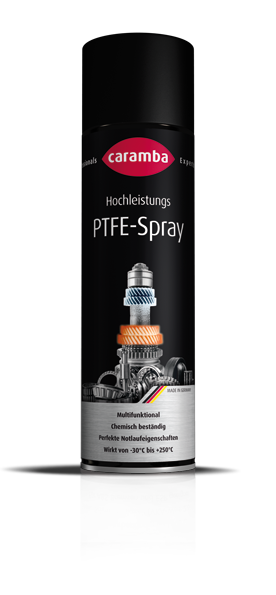 PTFE spray from Caramba for commercial users