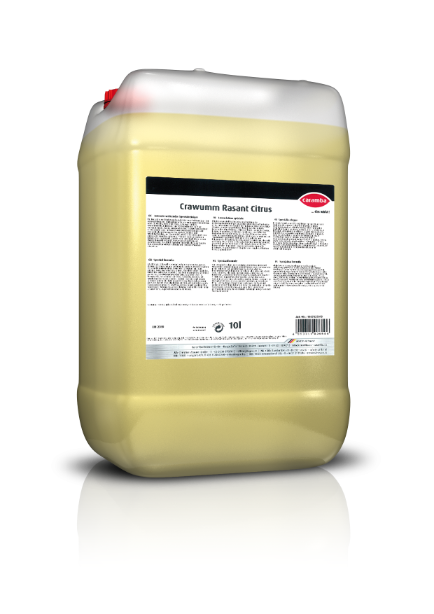 Crawumm® Rasant Citrus - Industrieller Spezialreiniger