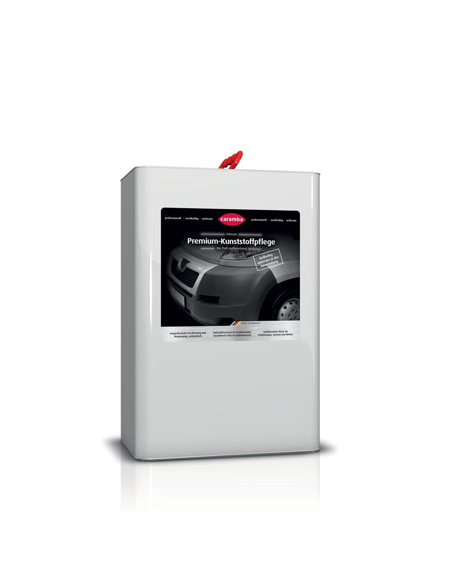 Intensiv Premium-Kunststoffpflege