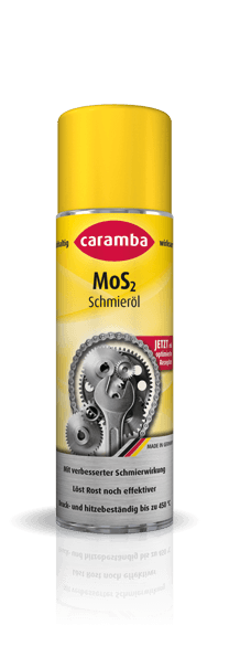 MoS2 lubricating oil