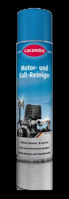 Motor und Kaltreiniger