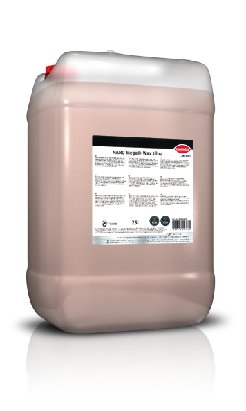NANO Mega ® – Wax Ultra Konzentrat VDA-konform silikonhaltig