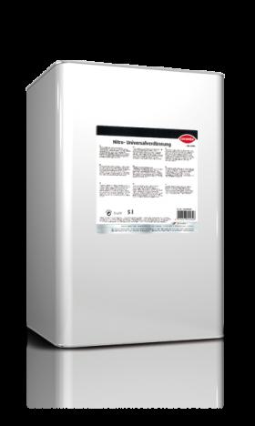 Nitro Universalverdünnung acetonhaltig anwendungsfertig