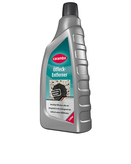 Oil Stain Remover · for engine & transmission oil