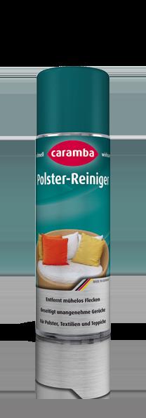 Polster Reiniger · effektives Entfernen von Flecken