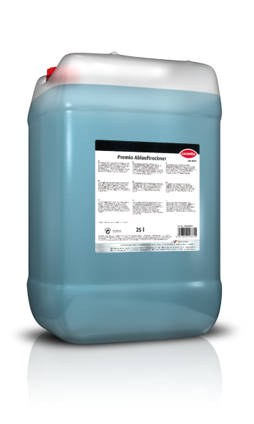 Premio run-off dryer Concentrate