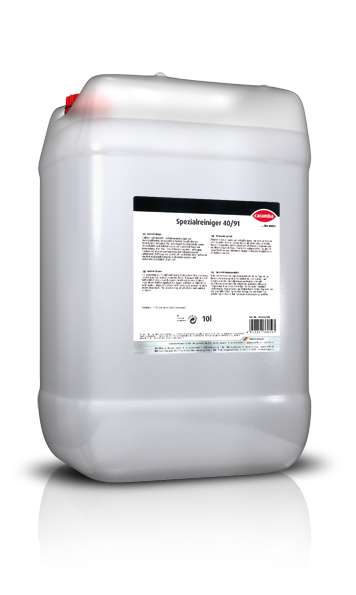 Special cleaner 40/91 Acetone-free Ready to use