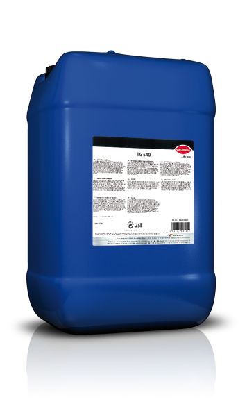 TG 540 – smoke resin remover Concentrate